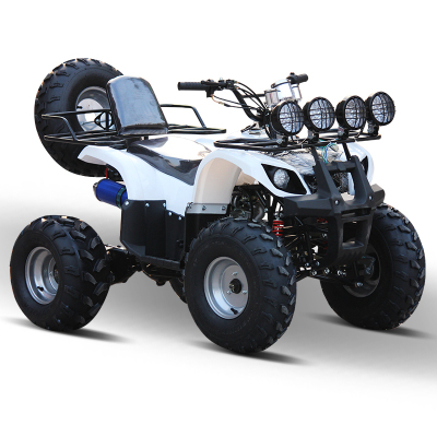 風感覺小公牛沙灘車全地形ATV125cc摩托車四輪越野車差速器軸傳動