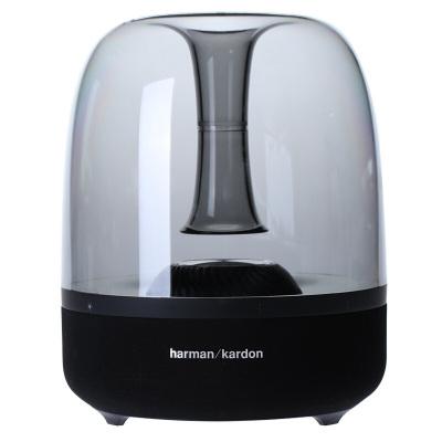 哈曼卡頓(Harman Kardon) 哈曼卡頓琉璃2二代 藍牙4.2 無線藍牙音箱家用桌面音響 360度立體聲 黑色