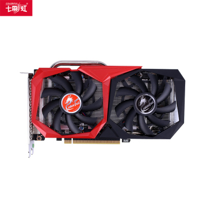 七彩虹(COLORFUL) 戰斧 GeForce GTX 1660 SUPER 6GB 顯卡