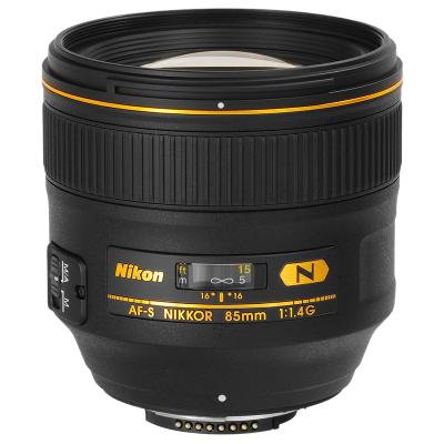 【二手95新】尼康/Nikon AF-S 尼克爾 85mmf/1.4G 中長焦鏡頭