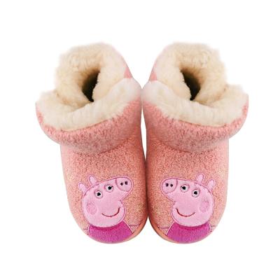 小猪佩奇 Peppa Pig 男女儿童棉鞋 98731