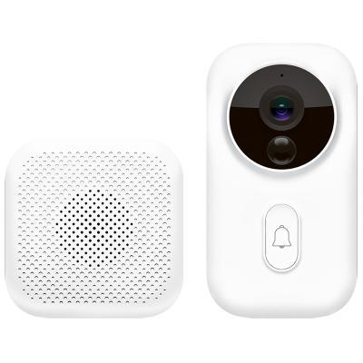小米(MI)米家智能视频门铃套装 米家定制 套装 白色