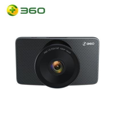 360行车记录仪G600二代美猴王升级版三代高清夜视测速电子狗一体 官方标配