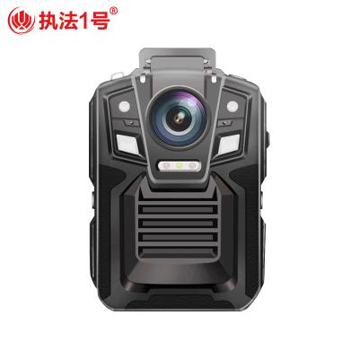 執法1號DSJ-V8執法記錄儀高清紅外夜視雙電池可更換便攜式小型現場拍攝攝像機執法儀64G內存