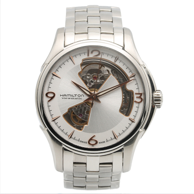 【二手95新】漢米爾頓Hamilton爵士系列H32565155男表自動機械奢侈品鐘手表腕表