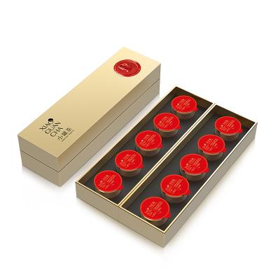 【年货礼盒】小罐茶金罐特级乌龙茶 大红袍茶叶礼盒装40g 原料采自武夷山