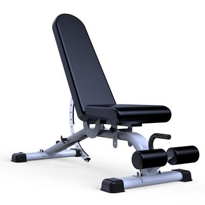 因樂思(YINLESI)商用舉重床臥推架杠鈴床健身杠鈴架自由深蹲架健身器材
