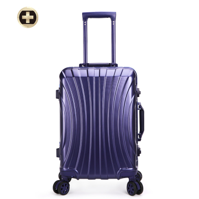 Swissdigital брэндийн чемодан 47023 гүн цэнхэр 24 инч