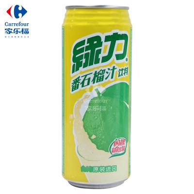 【家乐福】绿力番石榴汁饮料490ml