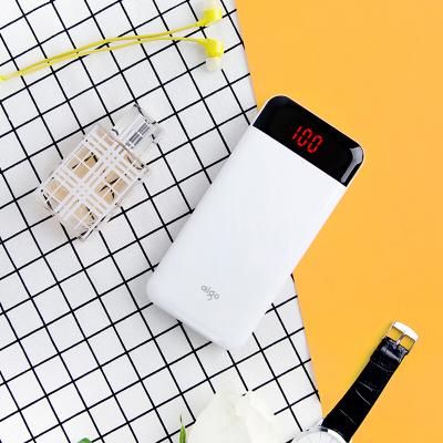 愛國者aigo 充電寶E20000移動電源15W便攜雙向快充20000毫安Type-C 3.0A (單位:件)