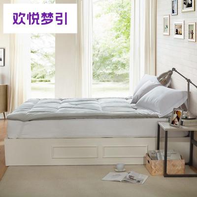 家紡床墊1.8/1.5米床床品單人雙人纖維床褥 羅萊生活旗下品牌