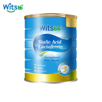 【燕窩酸含量高、含維生素C】witsbb健敏思燕窩酸乳鐵蛋白粉嬰幼兒童寡糖60g