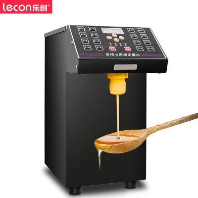 乐创 奶茶专用全自动果糖定量机 16格台湾果糖机