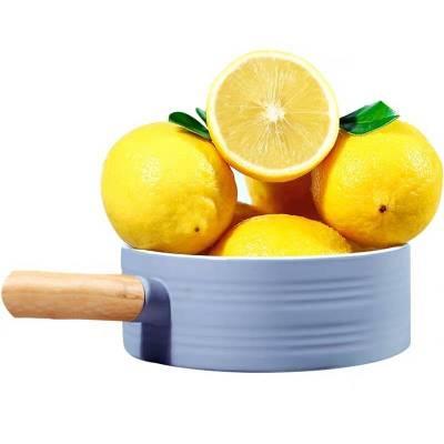 宜賓館 四川黃檸檬1斤現摘新鮮水果皮薄多汁余氏金元元