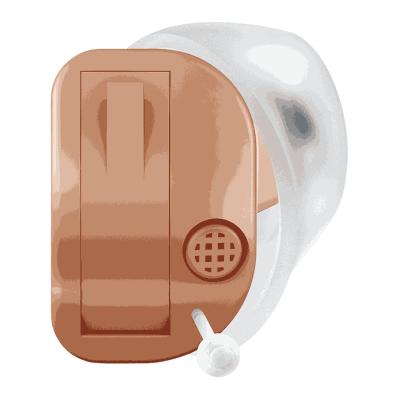 西門子助聽器耳道式無線隱形迷你年輕中老人專用耳聾耳背旗艦正品【左耳】
