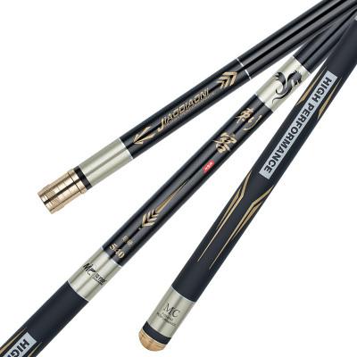佳釣尼(JIADIAONI)2020新款魚竿手桿魚桿釣魚竿手竿綜合竿超輕超硬4.5米漁具