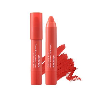 夢妝(Mamonde)花心絲絨唇膏筆2.5g 07號蜜橘 口紅唇筆蠟筆保濕唇膏顯色 持妝易上色 橙色系