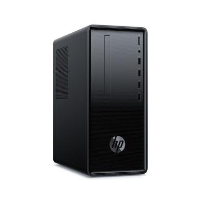 惠普(hp) HP190 商務辦公小機箱臺式機家用學習游戲臺式電腦主機(i5-8400 4G 1TB機械 高性能核心顯卡)標準版