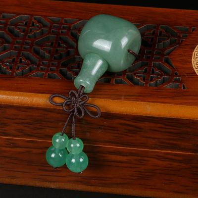 東陵玉藏式佛頭三通佛塔套裝星月菩提根配飾文玩佛珠手串DIY配件
