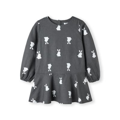 【1件5折】巴拉巴拉童装儿童连衣裙秋装2019新款韩版小童宝宝长袖裙女童洋气