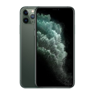 Apple iPhone 11 Pro 256G 暗夜绿色 移动联通电信4G全网通手机