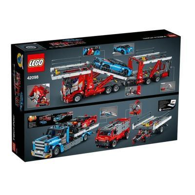 LEGO樂高 Technic機械組系列 汽車運輸車42098