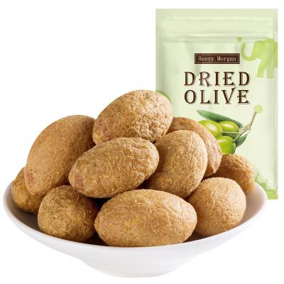 亨利摩根 橄欖干 200g 進口蔬果干 休閑零食