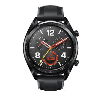 华为(HUAWEI) 华为 WATCH GT 运动款 (黑色)华为智能手表