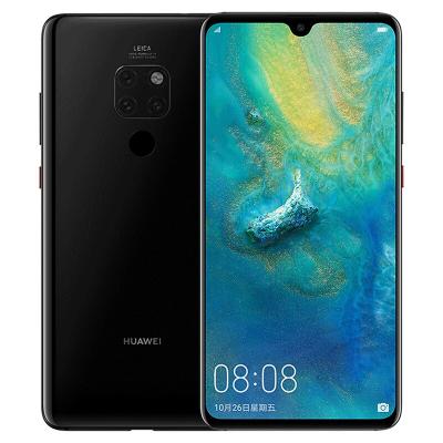 【苏宁二手9新】Huawei/华为mate20 6+64G 黑色 全面屏 全网通4G二手机