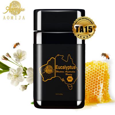 AOMIJA西澳洲原罐進口 天然活性純蜂蜜 桉樹蜜TA15 500g 滋養腸胃增強免疫  高活性因子 營養豐富