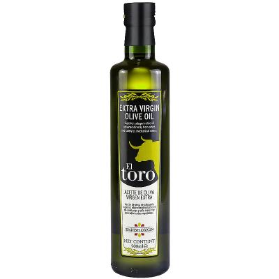 滔利EL TORO特级初榨橄榄油食用油西班牙原瓶进口500ML