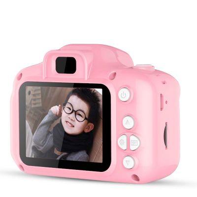 儿童数码照相机玩具可拍照打印宝宝生日礼物迷你卡通小单反