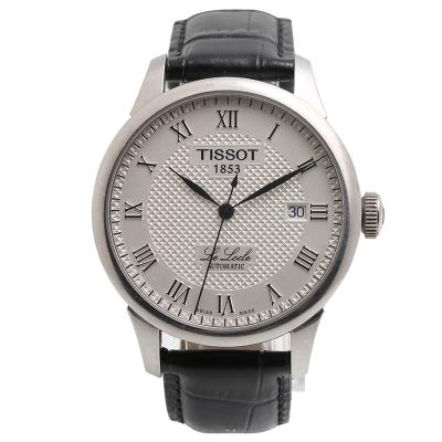 【二手95新】天梭TISSOT經典系列T41.1.423.33男表自動機械奢侈品鐘手表腕表