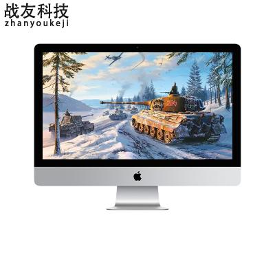 【二手95新】AppleIMac苹果一体机电脑二手苹果台式主机一体机办公设计21寸超薄MD093 i5 8G 1T
