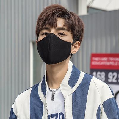 可調節大小韓版明星網紅同款口面罩男女生透氣可水洗易呼吸顯瘦口面罩新品