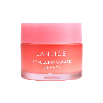 蘭芝(LANEIGE)夜間睡眠保濕修護唇膜20g (補水保濕 去角質) 韓國原裝進口