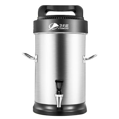 飛天鼠商用10L豆漿機大容量全自動現磨無渣免濾大型早餐店加熱打漿機
