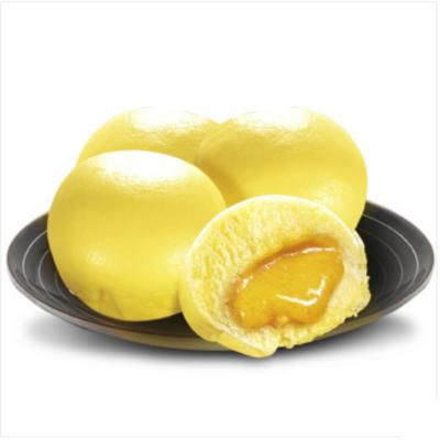 鮮聚匯 樂肴居 速凍咸蛋黃流沙包 爆汁 有料奶黃包 300g/10枚 港式早餐包子