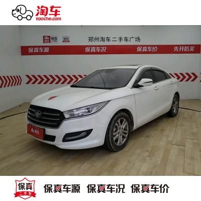 【订金销售】 奔腾 B50 2016款 1.6L 手动 豪华版 淘车二手车