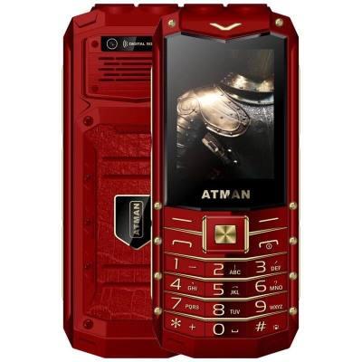 江蘇電信 創星S8C字大聲老年機超長待機電信版專用手機老人機三防手機功能雙燈直板功能機老年機 紅色
