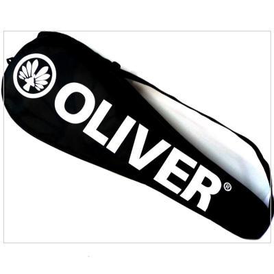 OLIVER奥立弗全碳素壁球拍新手男女轻壁拍壁球训练拍超轻110/120[定制] 黑色OLIVE梨型105克C款