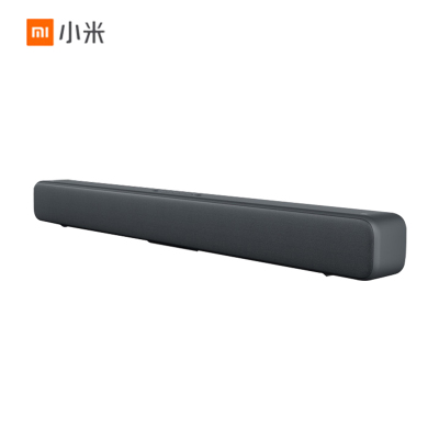 小米(MI)電視音響家用臺式客廳可掛墻回音壁長條音箱低音炮 小米電視音響