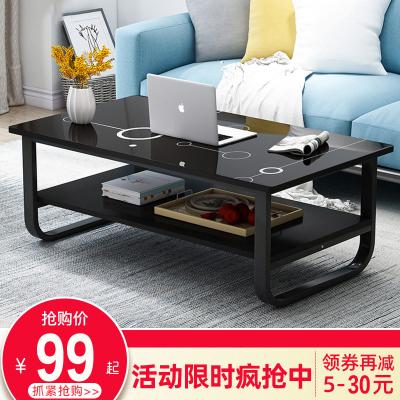 小桌子臥室家用古達小型創意茶幾簡約現代客廳小戶型茶臺鐵藝沙發邊幾
