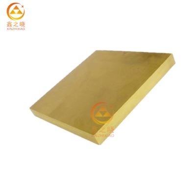 H59铜板 H62铜板零切铜排 异形切割 厚度20mm--100mm铜 板材