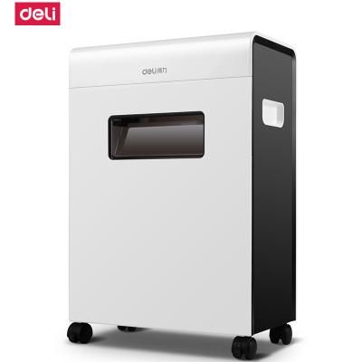 得力deli9901碎纸机 电动办公家用碎纸机 低音 全国联保 文件粉碎机