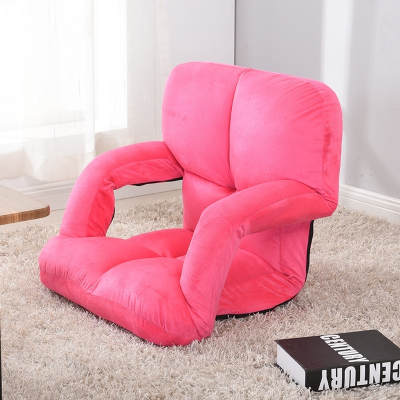 懶人沙發榻榻米扶手床上靠背坐椅單人宿舍寢室電腦椅地板飄窗沙發