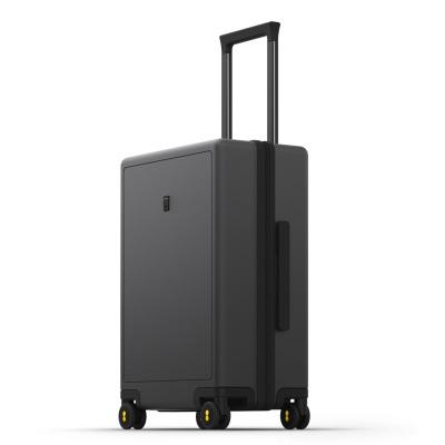 (錘科出品)地平線8號(LEVEL8)行李箱女旅行箱登機箱20英寸德國拜耳PC箱體拉桿箱男