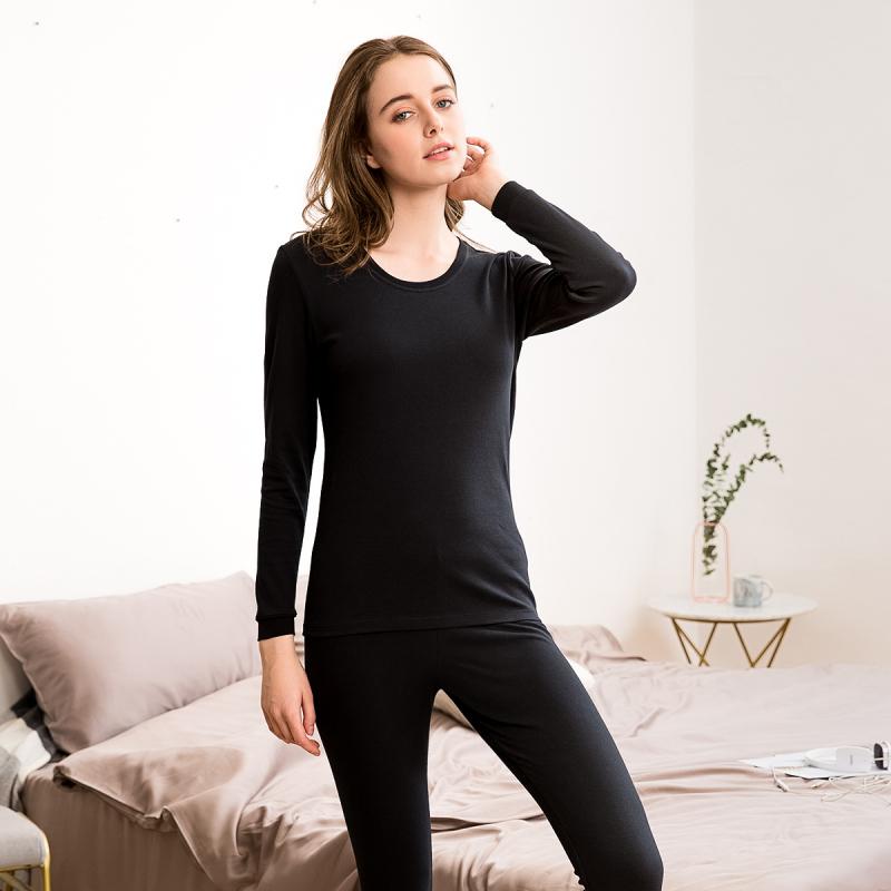 Hodohome брэндийн 2019 оны шинэ загвар эмэгтэй дотуур хувцас хавар намар өмсөхөд тохиромжтой 160см хар өнгө