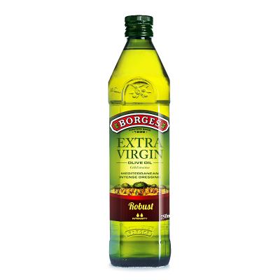 進口商直營伯爵(Borges) 特級初榨橄欖油食用油Robust原瓶原裝進口750ml