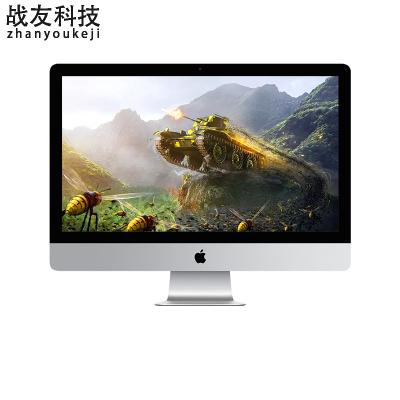 【二手9成新】AppleIMac苹果一体机电脑二手台式一体机办公 12款27寸厚款MC814 i5 4G 240G固态